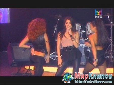 Сати Казанова - Семь Восьмых (Live, Горячая 10-ка Муз-ТВ, 2010)