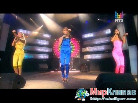 Фабрика - Али-Баба (Live, Горячая 10-ка Муз-ТВ, 2010)