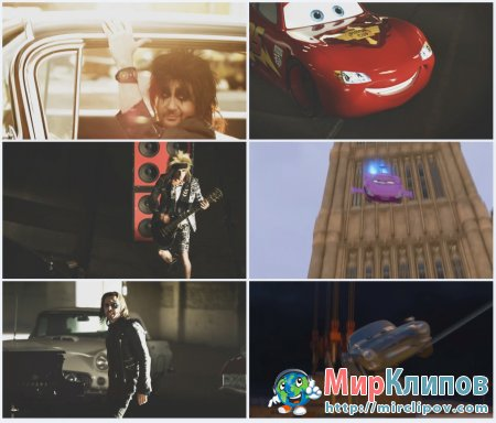 Moderatto - Autos, Moda y Rock and Roll (OST Cars 2)