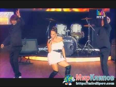 Жанна Фриске - Портофино (Live, Горячая 00-ка Муз-ТВ, 0010)