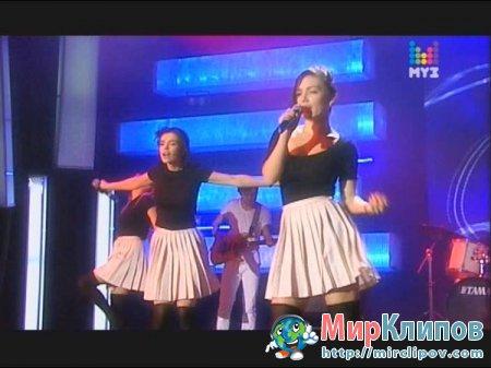 Серебро - Сладко (Live, Горячая 10-ка Муз-ТВ, 2010)
