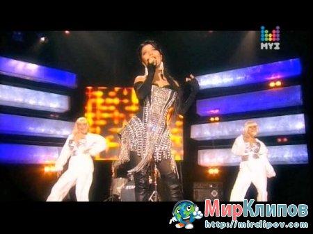 Шахзода - Люблю Тебя Я (Live, Горячая 10-ка Муз-ТВ, 2010)