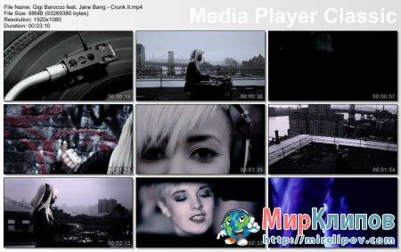 Gigi Barocco Feat. Jane Bang - Crunk It