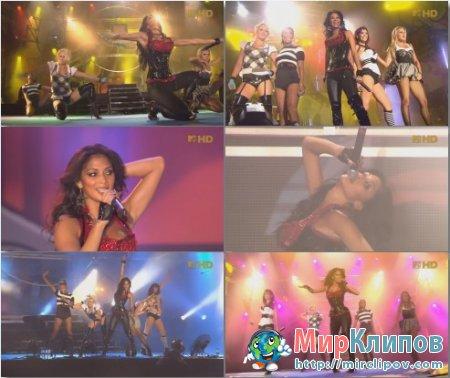 Pussycat Dolls - Live Perfomance (Malaga, 2009)