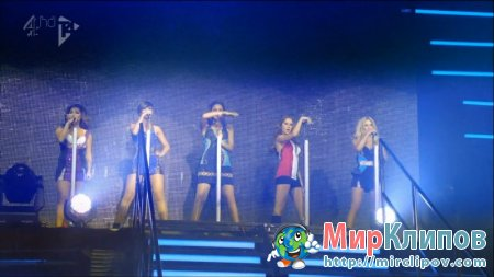 The Saturdays - Higher (Live, Headlines, 05.06.2011)