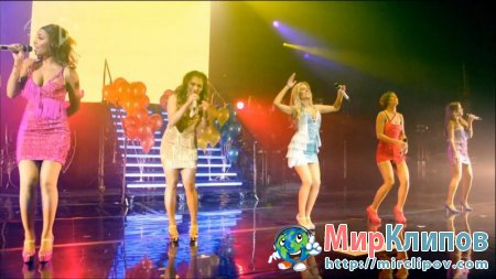 The Saturdays - Just Can't Get Enough (Live, Headlines, 05.06.2011)