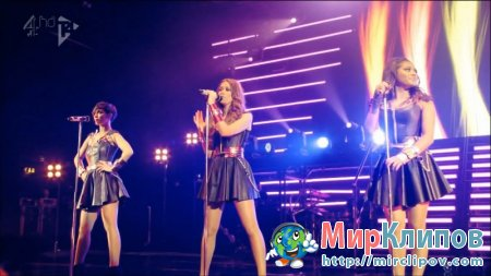 The Saturdays - Forever Is Over (Live, Headlines, 5.06.2011)
