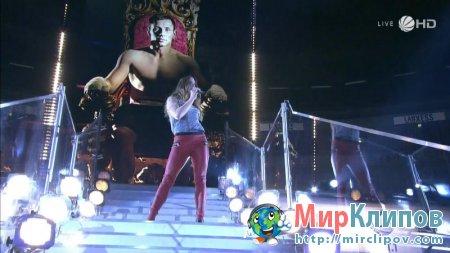 Melanie C - Rock Me (Live, Sat1 Boxen Sturm vs. Macklin, 25.06.2011)