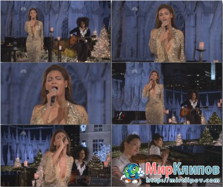 Beyonce - Ave Maria (Live)