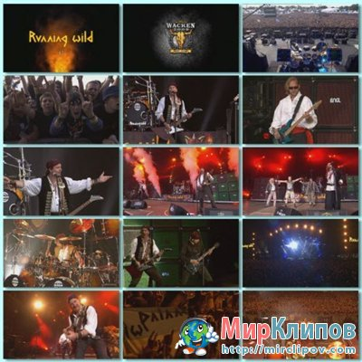 Running Wild – The Final Jolly Roger (Live)