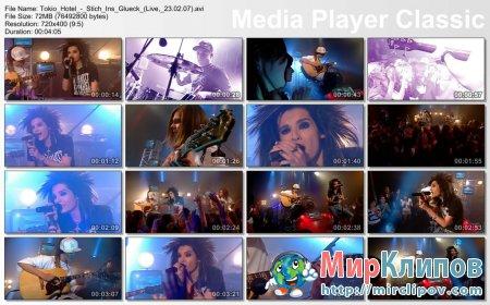 Tokio Hotel - Stich Ins Glueck (Live, 23.02.2007)