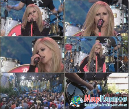 Avril Lavigne - When You'Re Gone (Live, 2007)