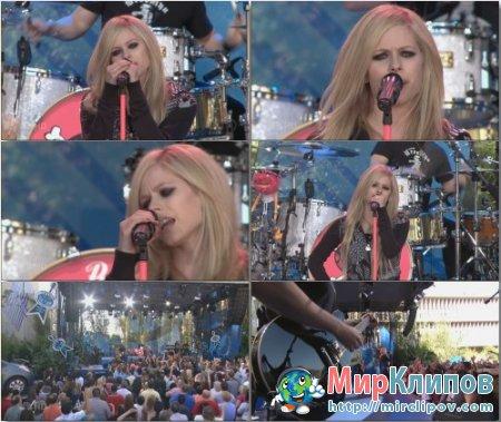 Avril Lavigne - When You'Re Gone (Live, 2007)