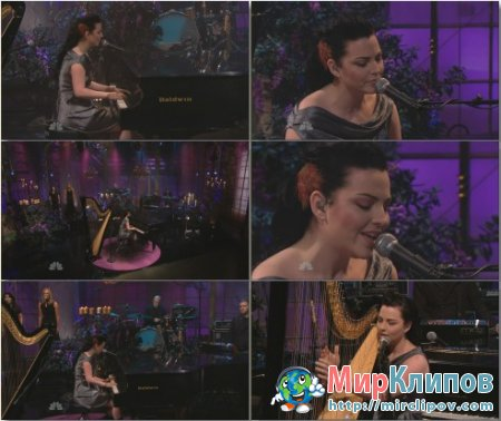 Evanescence - Amy Lee Sally'sSong (Live)