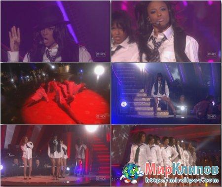 Ciara - Like A Boy (Live, Dancing With The Stars)