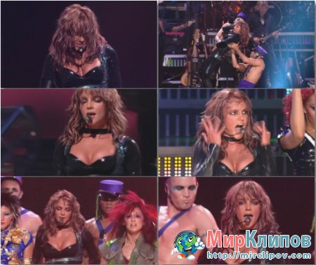 Britney Spears - Showdown (Live)