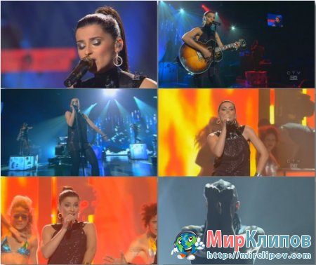 Nelly Furtado - Medley (Live)
