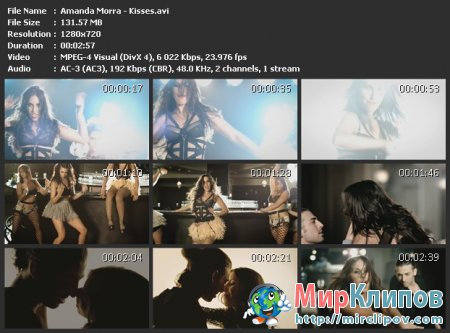 Amanda Morra - Kisses