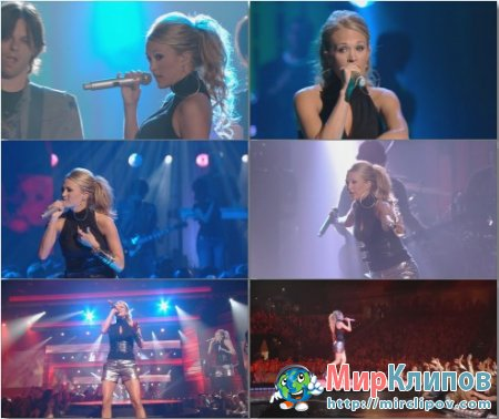 Carrie Underwood - Before He Cheats (Live)