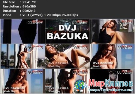DVJ Bazuka - Music Play (Uncensored)