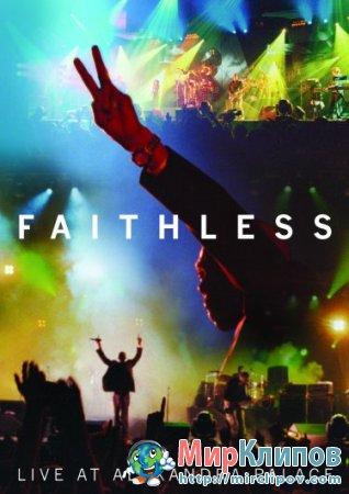 Faithless - Live Perfomance (Alexandra Palace, 2005)