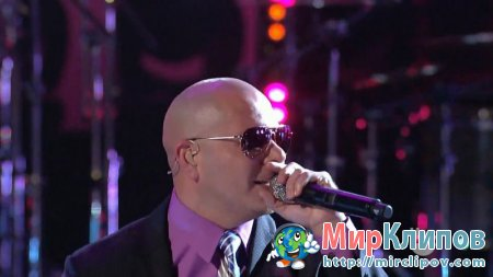 Pitbull Feat. Ne-Yo - Give Me Everything (Live, Lopez Tonight, 23.06.2011)