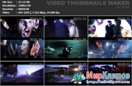 Gabry Ponte Feat. Zhana - Skyride