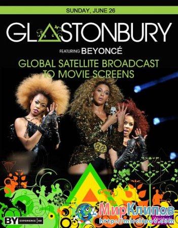 Beyonce - Live Perfomance (Glastonbury Festival, 26.06.2011)