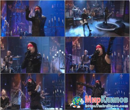 Marilyn Manson - The Tonight Show With (Live)