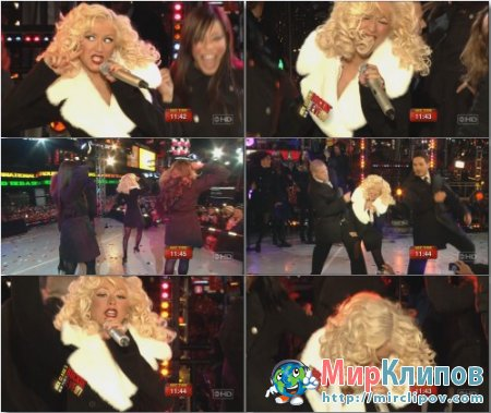 Christina Aguilera - Candyman (Live)