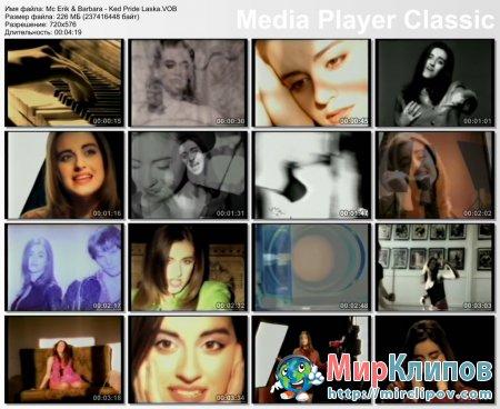 Mc Erik Feat. Barbara - Ked Pride Laska