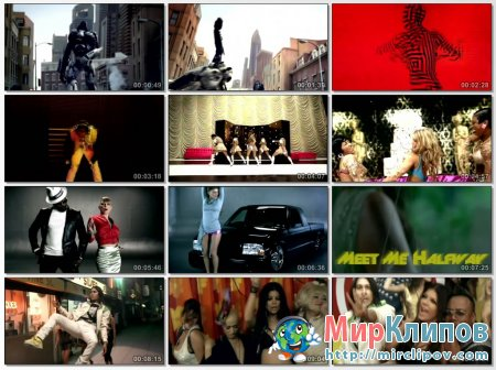 Black Eyed Peas - Megamix 2010