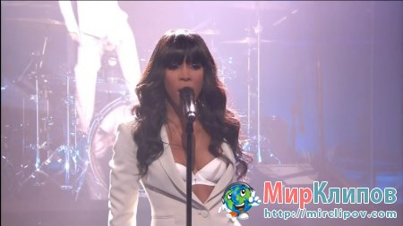 Kelly Rowland - Motivation (Live, Tonight Show With Jay Leno, 29.07.2011)