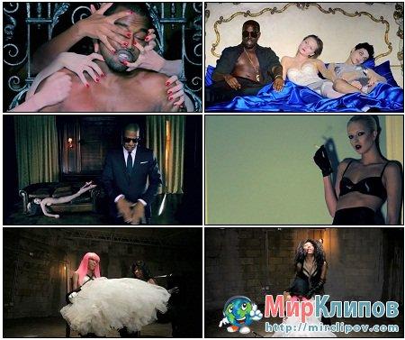 Kanye West Feat. Rick Ross, Jay-Z & Nicki Minaj - Monster (Final Version)