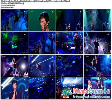 Enrique Iglesias - Tonight & Dirty Dancer (Live, X Factor)
