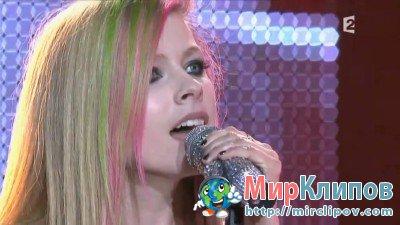 Avril Lavigne - What The Hell (Live, Les Victoires De La Musique)