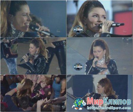 Shania Twain - Superbowl (Live)