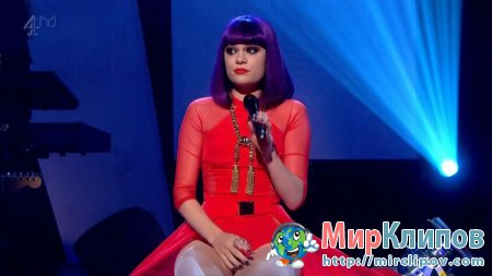 Jessie J - Who's Laughing Now (Live, Alan Carr Chatty Man, 05.08.2011)