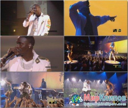 Akon - Belly Dancer (Live, 2009)