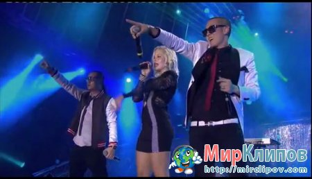 Far East Movement - Like A G6  (Live, Malta, 2011)