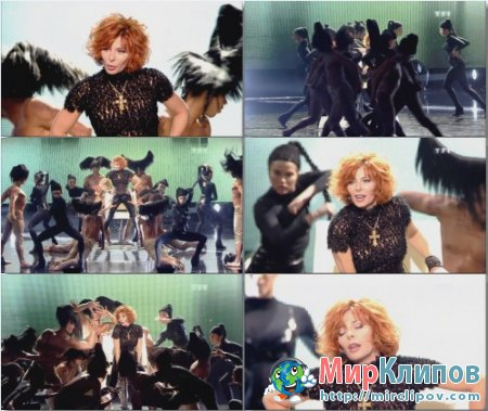 Mylene Farmer - Oui Mais Non (Live, NRJ Music Awards, 2011)
