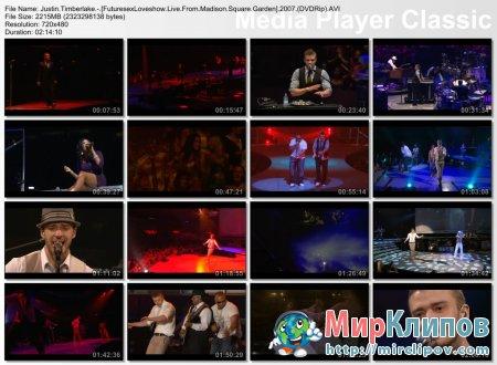 Justin Timberlake - Futuresex / Loveshow (Live, New York, 07.02.2007)
