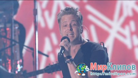 One Republic - Good Life (Live, Teen Choice Awards, 2011)