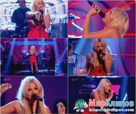 Pixie Lott - Mama Do (Live, One Night Stand, 2010)