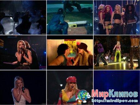 Britney Spears - Live Perfomance (Las Vegas, 22.01.2002)