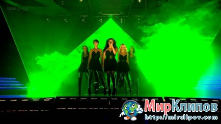 The Saturdays - All Fired Up (Live, Tonight's The Night, 13.08.2011)