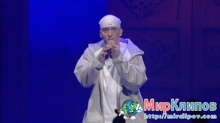 Eminem - Stan & The Way I Am (Live, New York City, 2005)
