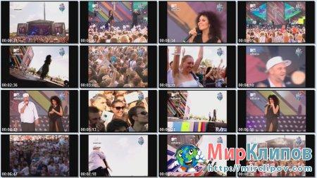 Потап и Настя - Мы Отменяем К.С. и Чумачечая Весна (Live, Europa Plus Live, 2011)
