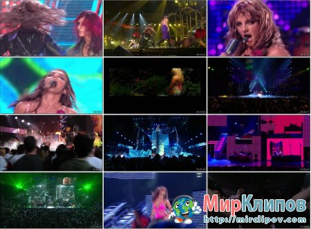 Britney Spears - The Onyx Hotel Tour (Live, Miami, 28.03.2004)
