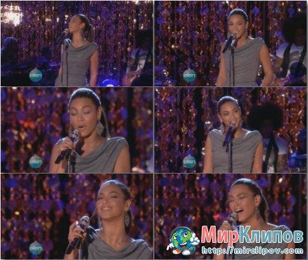 Beyonce - At Last (Live, Ellen DeGeneres Show, 2008)
